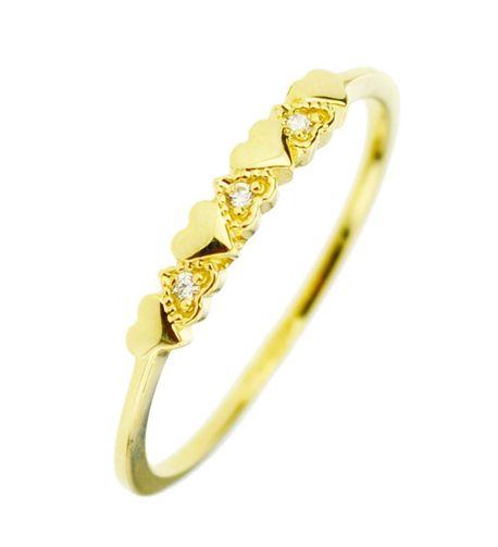Pierścionek złoty pr.585 (1)