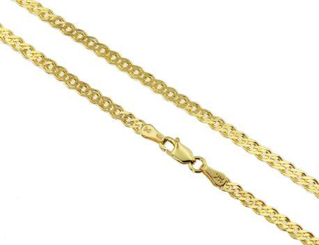 Łańcuszek złoty  pr 585 pełny  (1)
