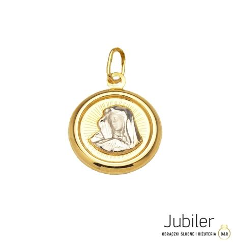 Wisiorek złoty pr.585 (1)
