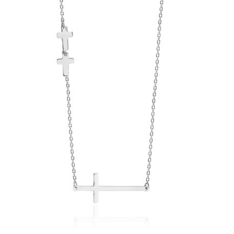 Naszyjnik srebrny  pr.925  (1)